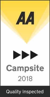AA Campsite quality inspected